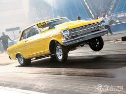 chevy drag race