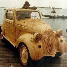 art wooden