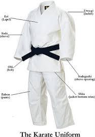 karate wear
