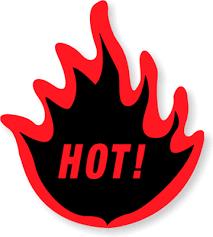 hot labels