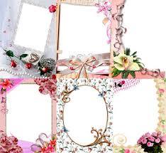 holiday photo frames