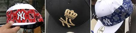 latin king hats