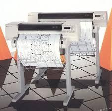 impresora de planos