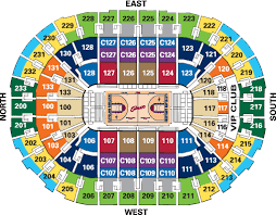 cavs seating chart