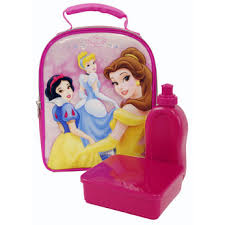 disney princess lunch bags