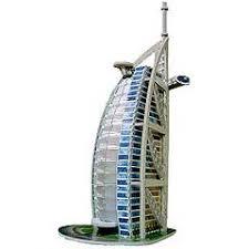 burj al arab 3d