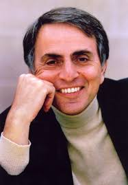 the inaugural Carl Sagan