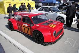 mini cooper racing