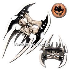 skull beltbuckles