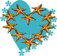 free starfish clipart