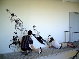 home wall painting