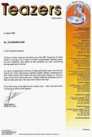 letter of invite