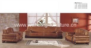 antiqued leather sofa