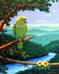 amazon painting