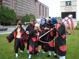 akatsuki cosplay costumes