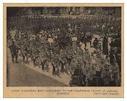 british army 1914