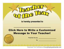 award certificates template