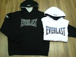 everlast hooded sweatshirt
