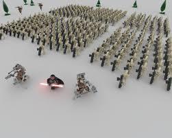battle droids lego