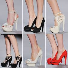 fashion of shoes