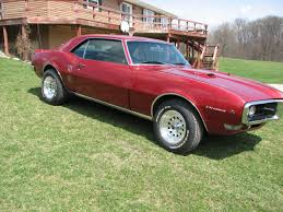 1968 firebird for sale