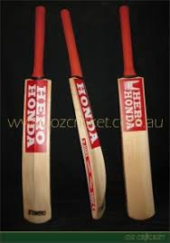 hero honda cricket bats