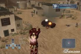 ironman game ps3