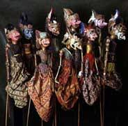 indonesian puppetry