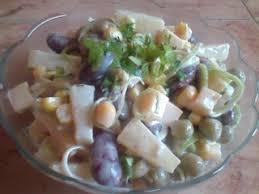 salatki warzywne