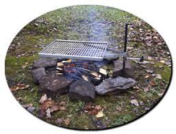 open fire grills