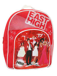 high school musical 3 bags