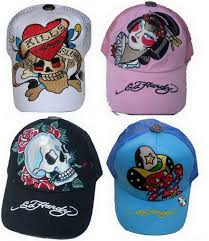 ed hardy hats for girls