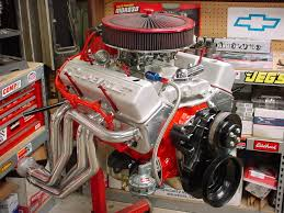 chevy 400 small block