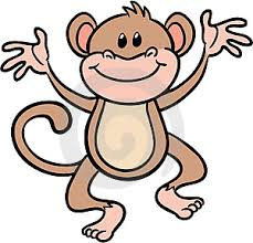 cute cartoon monkey pictures