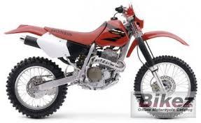 2004 honda xr 400