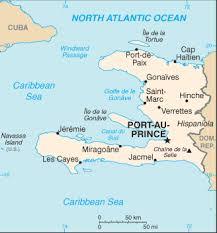 haitian map