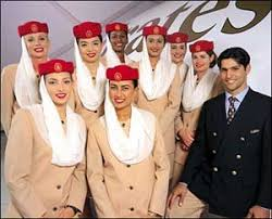 emirates airline cabin crew