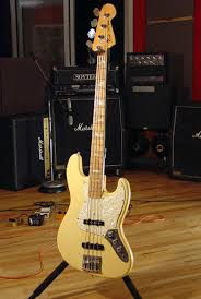 fender precision jazz bass