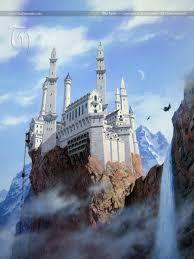 fantasy castles art