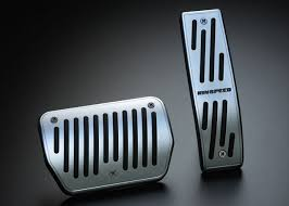 automatic pedals