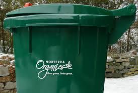 green bin recycling