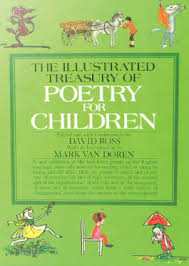 children poetry books