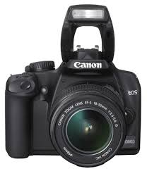 canon 1000d flash