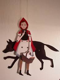 red riding hood dolls