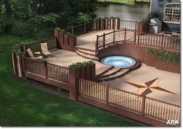 deck step design