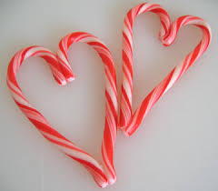 big candy canes