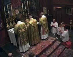 anglican mass