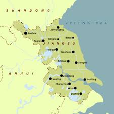 ubicacion geografica de china