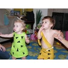 bam bam and pebbles halloween costumes