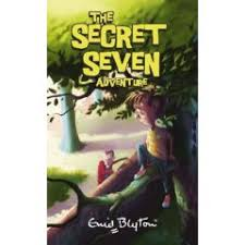 secret seven enid blyton